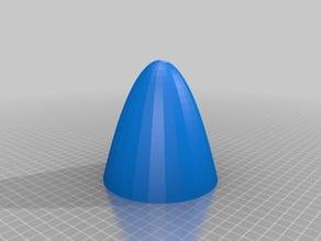 2 litter bottle rocket nose cone