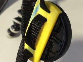 Slim Sony 49mm Lens Cap Strap Mount Holder