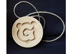 Gummi Bears Medall