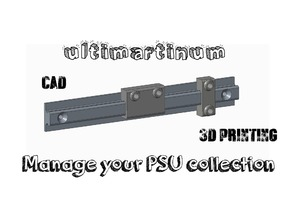Linear Rail System for PSU management