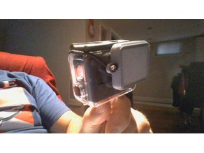 GoPro hero 5 super suit lens cap