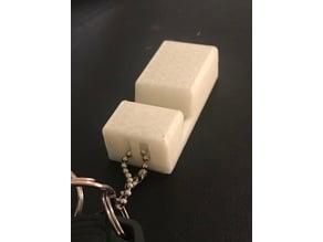 keychain phone stand