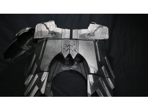 Predator chest armor