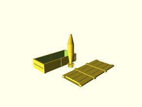 Ammo Crate plus shell