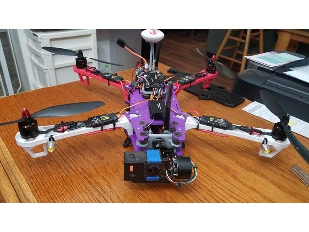 drone raptor