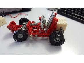 DC-Motor Lego Housing
