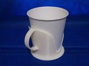 7 oz paper cup holder