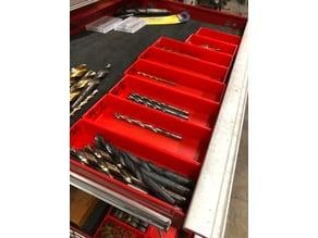 Tool Box Organizer Bins