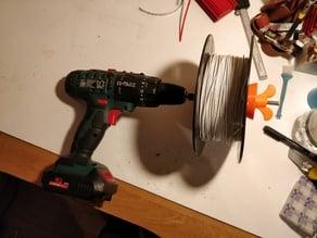 Drill Spool winder