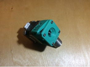 Simple Direct Drive Bondtech Extruder v1