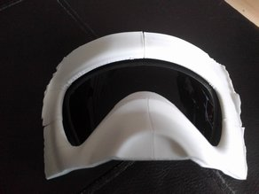 Scout Trooper eye pieces (to mould perspex)