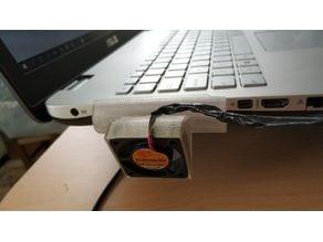Notebook Vacuum Cooler 40x40