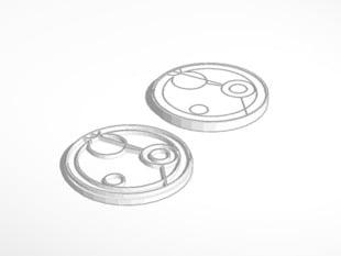 Gallifreyan Coins