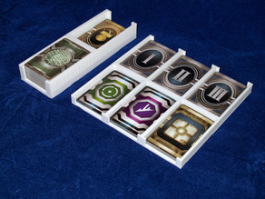 Board Game Deck Organizer