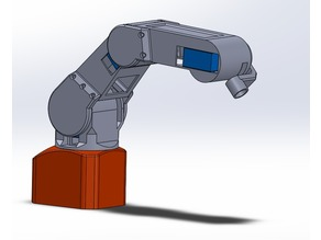 Manipulator Robot Arm