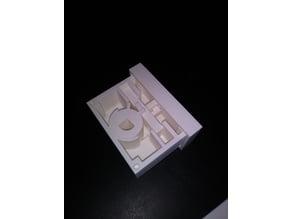 Simple Lock Box Puzzle