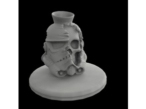 Dead Trooper Wacom Pen holder