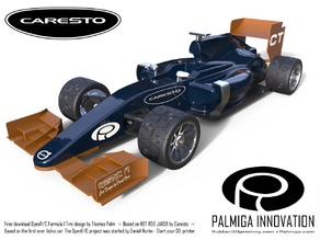 OpenR/C F1 Tires Palmiga-Caresto style