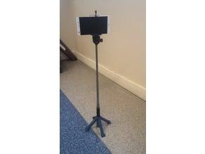 selfie tripod (tripode para selfie stick)