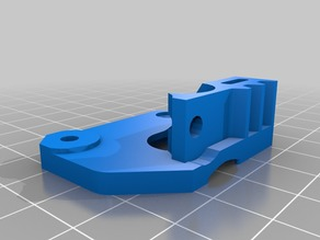 M150 Extruder Plate for Flexible Filament
