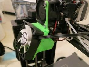 Bolt-on Lightweight Ducted fan-MakerGear M2 (& silent build recs)