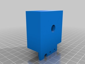 Just a simple temperature selector for UP 3D