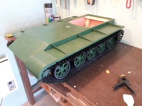 Tank T54