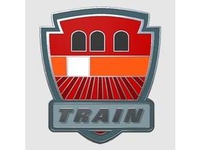 CS:GO Pins Train