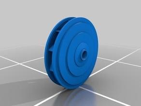 Compressor Wheel for FD3-64 Turbine