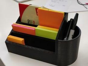 Post-it & pen holder
