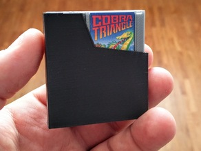 Mini NES cartridge sleeve