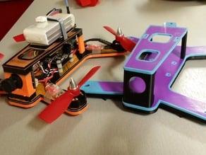 180mm fpv race quad copter