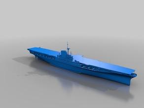 Warship - CV-41 Midway (1/10)