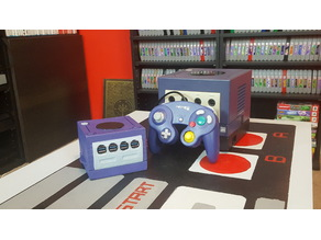 GameCube Case for UP Squared