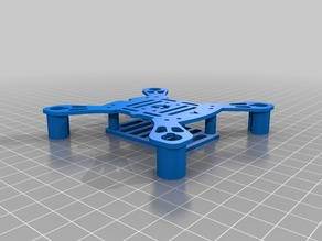 Mini Drone Frame - GRacer One