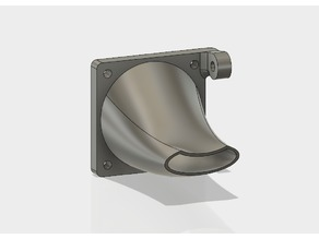 40mm fan duct for Infill 3D Direct Drive