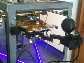 HP webcam HD-2200 mount