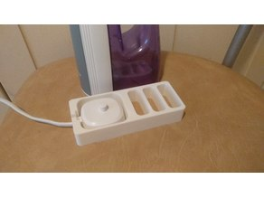 Irrigator B.Well 911/912 charge holder 3d model