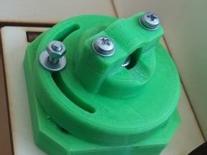 Laser-Cradle for Fabscan Pi Cube