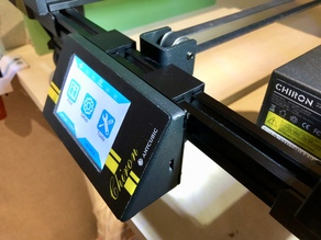 Chiron LCD Mount