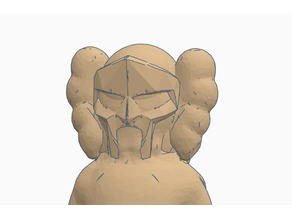 MF DOOM Kaws Companion