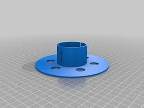 $5 filament Spool Organizer