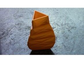 "Simple Triangle ""Vase"""