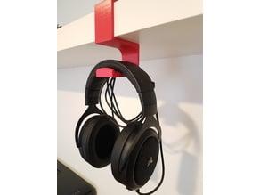 Headphone Mount for Ikea Lack