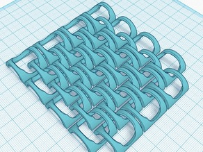 Chainmail, Easily Printed