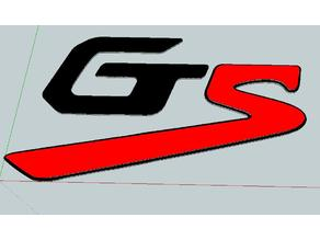 Logo Geely Emgrand Gs 2017