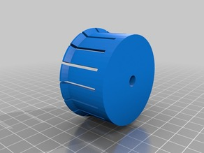 Snap-in Filament Spool Holder