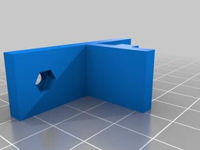 3uP - Power Supply Mount (Stronger Version)