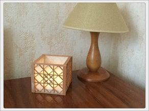Lamp Kumiko Shoji style