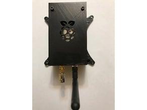 Pi Case with Fan for LoRaGo LoRa/GPS